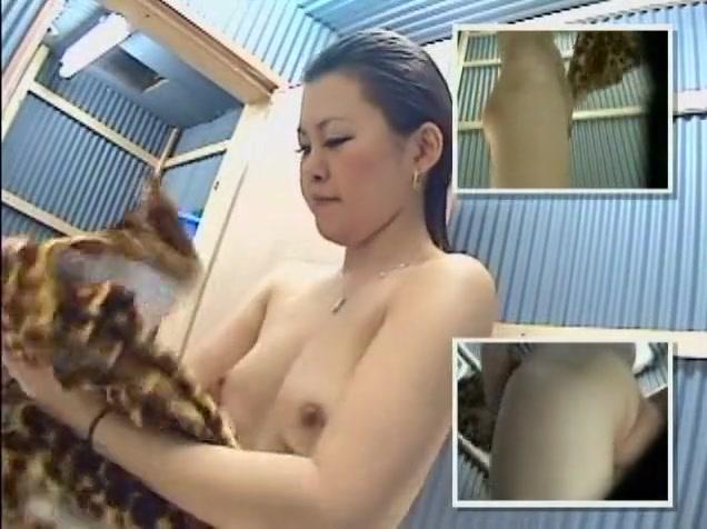 Crazy voyeur porn video