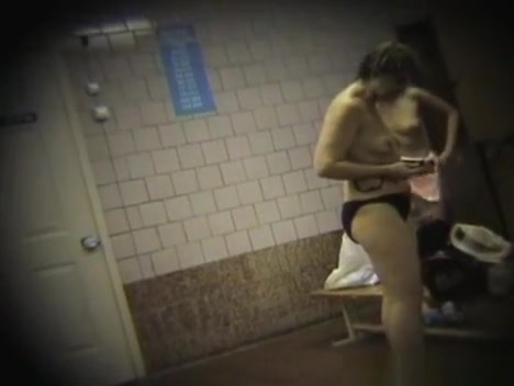 Spy Cam Shows Beach, Spy Cam, Changing Room Scene Uncut