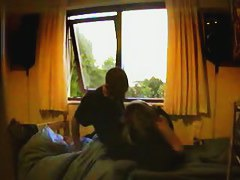 This couple makes a video of their hardcore romantic sex