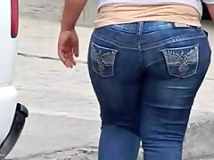 Culote jeans