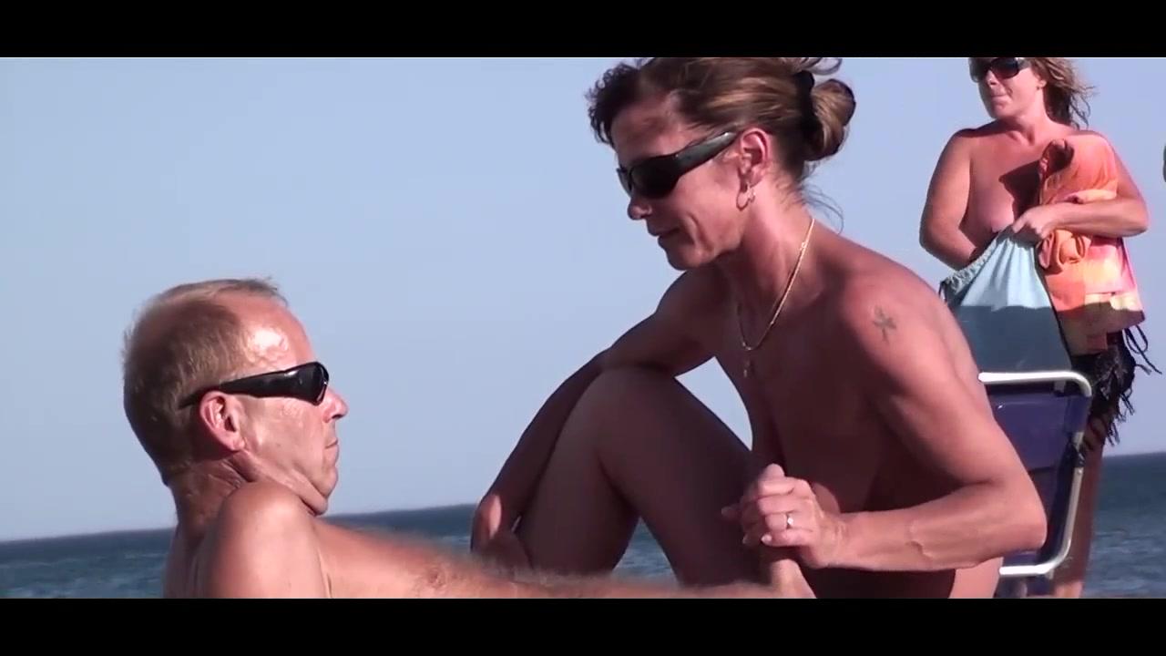 Handjob Beach Nude