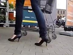Public Foot Cam Vl