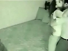 Amateur wife fucked by lover in every position on spy cam