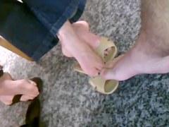 foot play mum