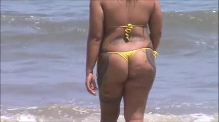 Can Micro bikini beach candid opinion, the