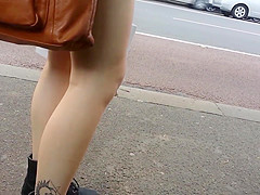 Bare Candid Legs - BCL#021