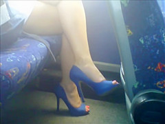 stunning legs, heels and toes..