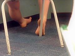 Candid feet #76