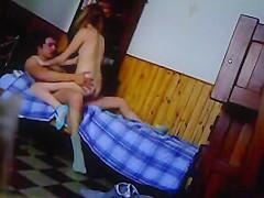 Amateur sex on hidden cam..RDL