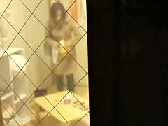 Hot girl masturbates very hard in free japanese adult video