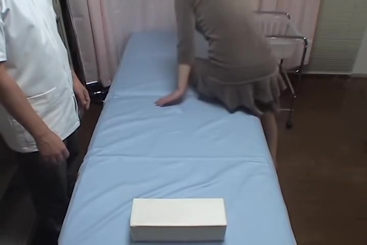Japanese girl on girl sex massage hidden cam in massage-2634