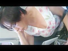 verga mujer dormida en el metro