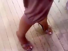 GF shopping Sexy High Heels