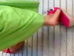 Arabic milf soles