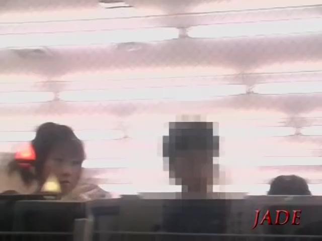 Japanese window sex
