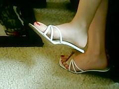 Necessary Sexy feet hidden cam