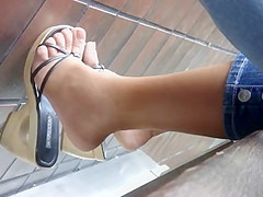 sexy mexican feet in heels