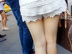 Bare Candid Legs - BCL#092