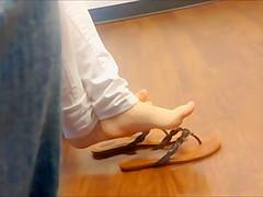 Candid feet #54
