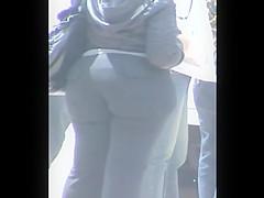 BBw Wedgie Vpl Ass Booty Butt