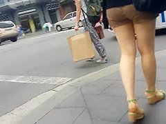 Bare Candid Legs - BCL#038