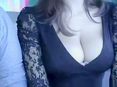Waiting room big boobs