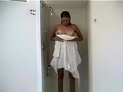 Big Boobs Shower