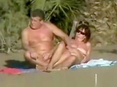 An Afternoon of Sex at the Beach