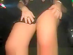 Club Booties and Upskirts