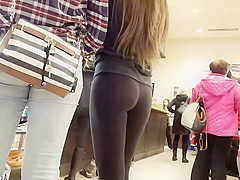 You know that ass is tight
