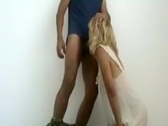 Hot Girl Blows Cock of Friend on Hiddem Camera Video