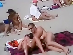 Nudist Camps Video of Nude Couples Fucking at the Beach