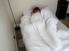 Hidden Camera Morning Fuck with Stranger