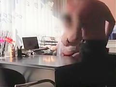 Sexy Secretary Fucked at the Office