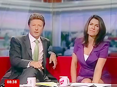 Upskirt pictures of news anchor