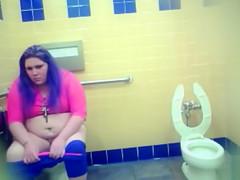 Brazilian fatty needed to urinate