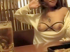 Exposing boobs in the public compilation