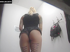 Amazing voyeur porn video
