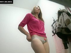 Fabulous peeper sex clip