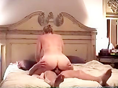 Cumming deeply using the mrs