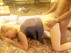 blonde sex Mature