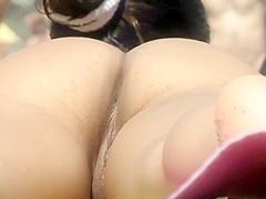Amazing peeper Voyeur sex video