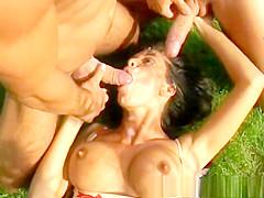 Fabulous peeper Voyeur porn scene