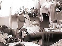 Fabulous peeper Voyeur adult scene