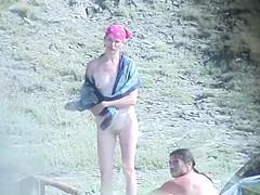 nude Curvy busty