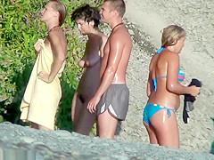 naked Aimee fakes garcia