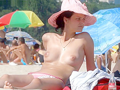 boob Girl wild