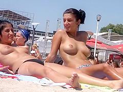aunty nude village