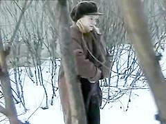 Outdoor Spy Nastya Voyeur 10