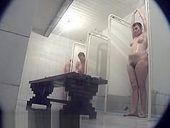 Hidden Amateur, Shower, Voyeur Scene Uncut